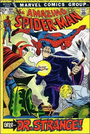 Amazing Spider-Man (1963) 109-A by Marvel