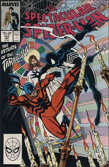 Spectacular Spider-Man (1976) 137-A by Marvel