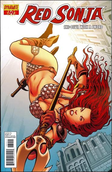 Red Sonja (2005) 69-A by Dynamite Entertainment