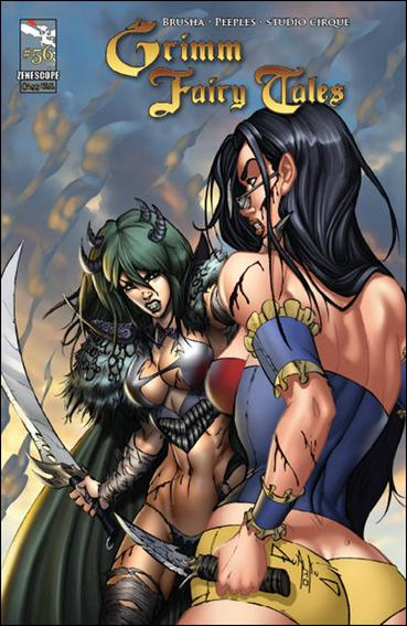 Grimm Fairy Tales (2005) 56-A by Zenescope Entertainment