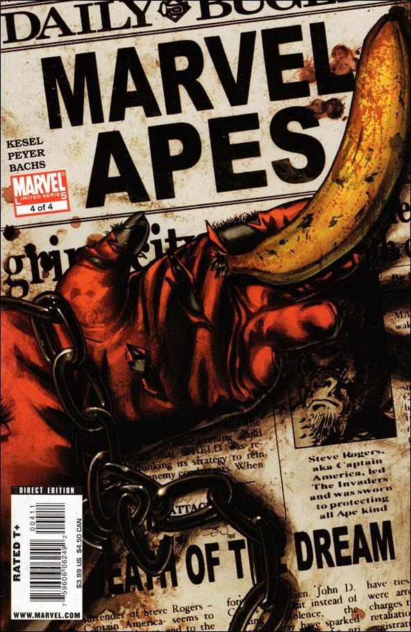 Marvel Apes 4-A by Marvel
