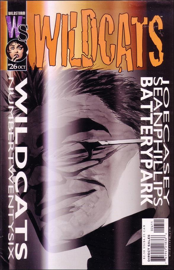 Wildcats (1999) 26-A by WildStorm