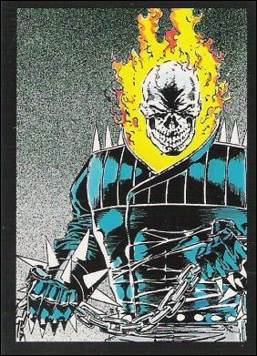 Ghost Rider II (Base Set)  69-A by Comic Images