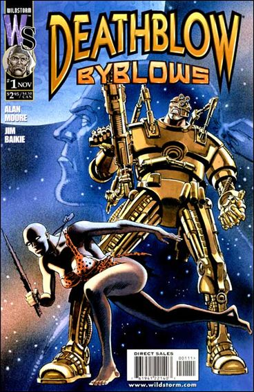 Deathblow: Byblows 1-A by WildStorm