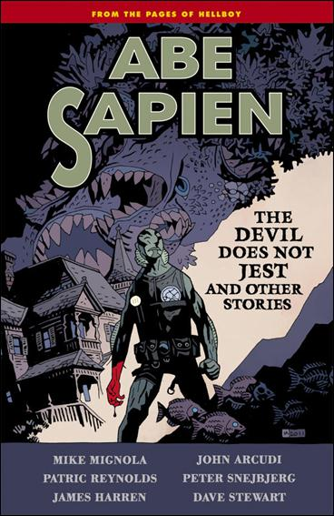 Abe Sapien 2-A by Dark Horse