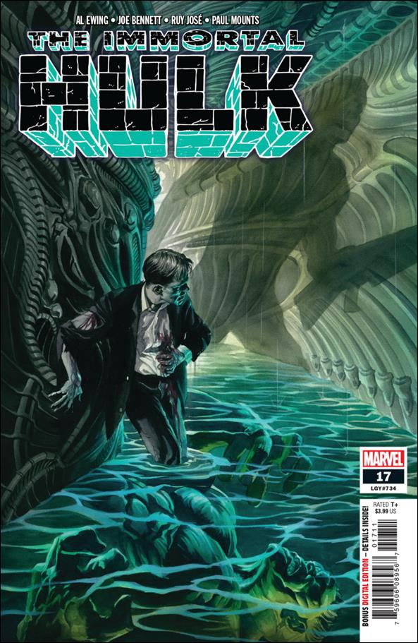 Immortal Hulk 17-A by Marvel