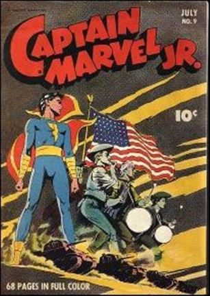 Captain Marvel Jr. 9-A