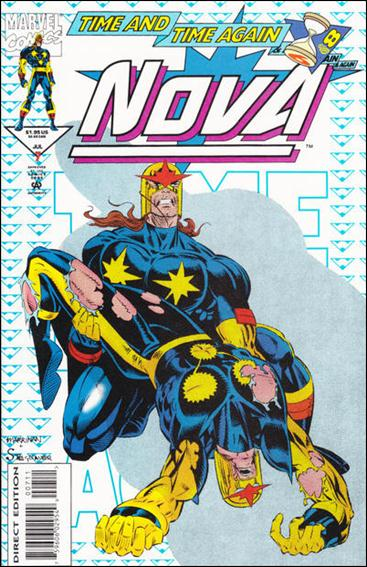 Nova (1994) 7-A by Marvel