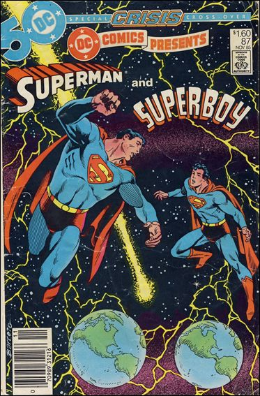 DC Comics Presents (1978) 87-B by DC