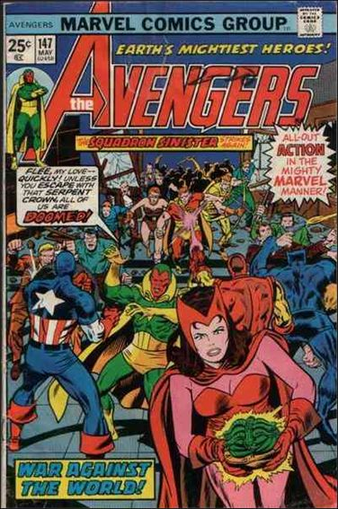 Avengers (1963) 147-A by Marvel