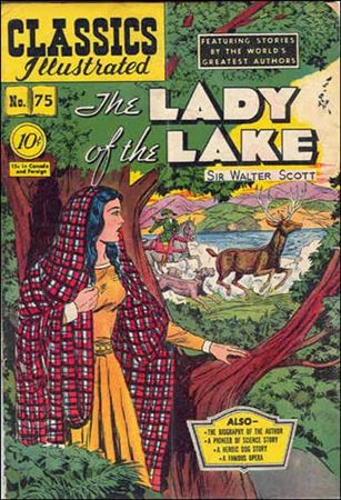 Classic Comics/Classics Illustrated 75-A