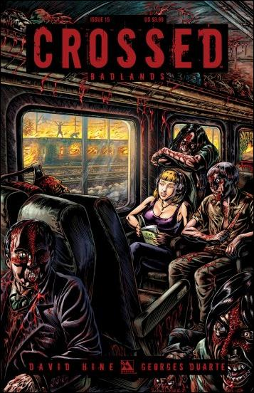 Crossed: Badlands 15-A by Avatar Press