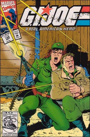 G.I. Joe: A Real American Hero 128-A by IDW