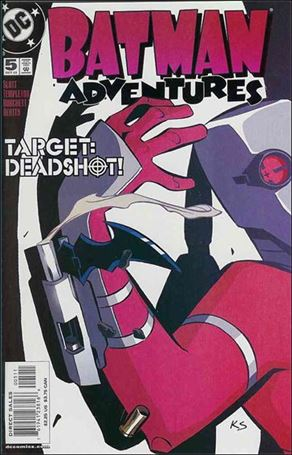 Batman Adventures (2003) 5-A