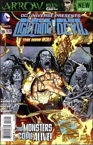 DC Universe Presents 16-A by DC