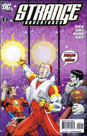 Strange Adventures (2009) 2-A by DC