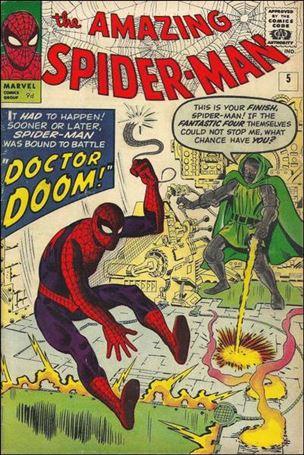 Amazing Spider-Man (1963) 5-B