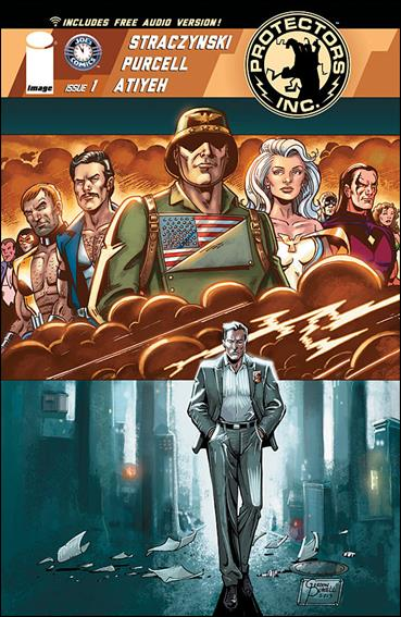 Protectors, Inc. 1-A by Joe's Comics
