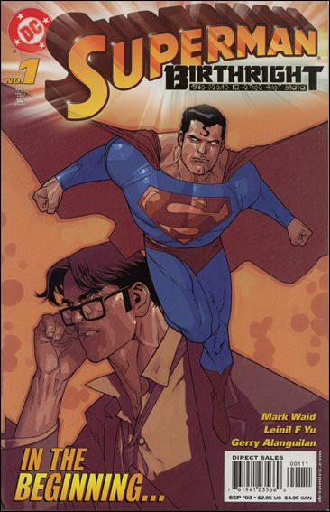 Superman: Birthright 1-A by DC