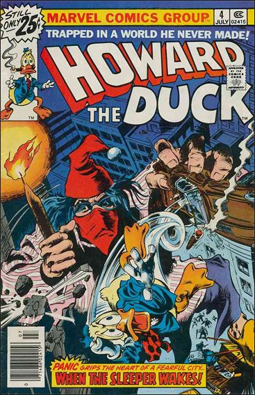 Howard the Duck (1976) 4-A by Marvel