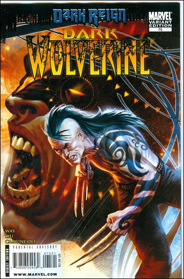 Dark Wolverine 75-B by Marvel