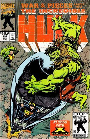 Incredible Hulk (1968) 392-A
