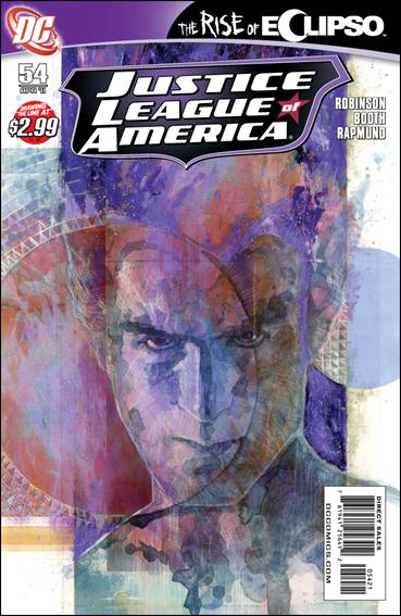 Justice League of America (2006) 54-B by DC