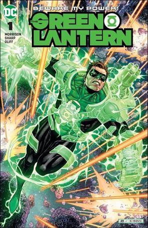 Green Lantern (2018) 1-L