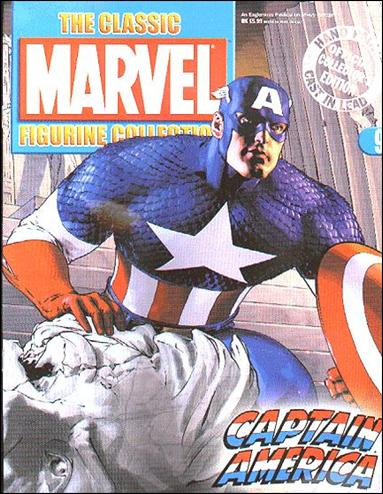 Classic Marvel Figurine Collection (UK) 9-A by Eaglemoss Publications