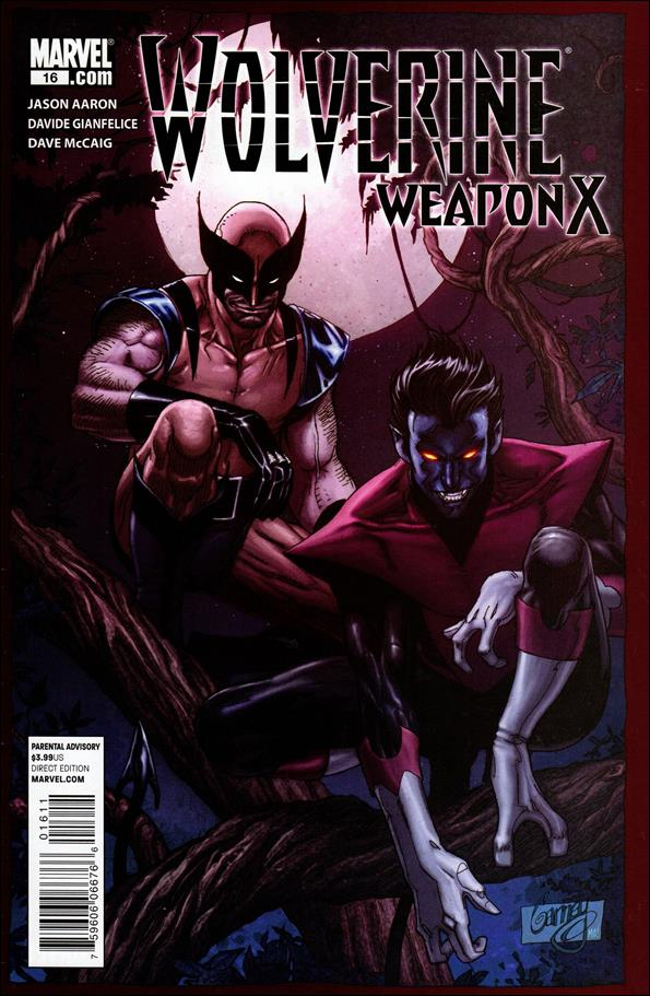 Wolverine: Weapon X 16-A by Marvel