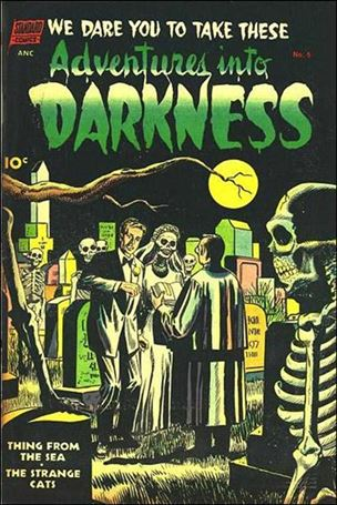 Adventures into Darkness 6-A