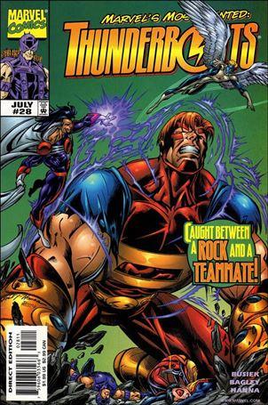 Thunderbolts (1997) 28-A