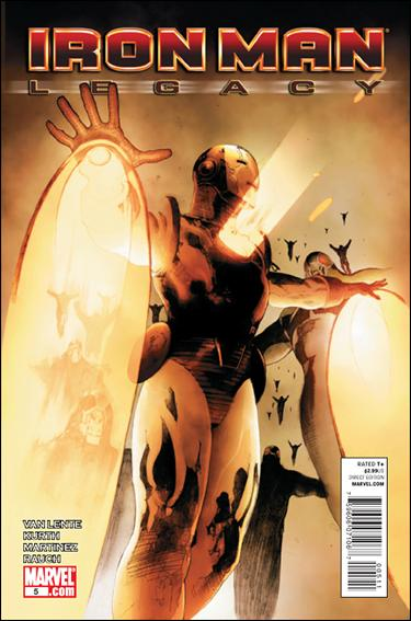 Iron Man Legacy 5-A by Marvel
