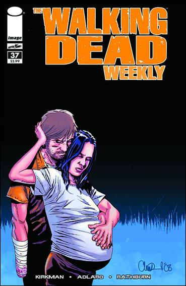 Walking Dead Weekly 37-A by Image