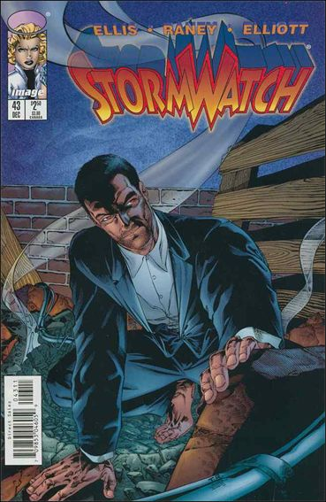 StormWatch (1993) 43-A by Image