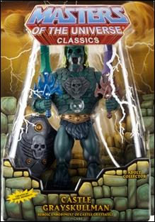Masters of the Universe Classics Castle Grayskullman by Mattel