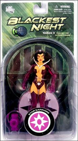 Blackest Night (Series 3) Star Sapphire