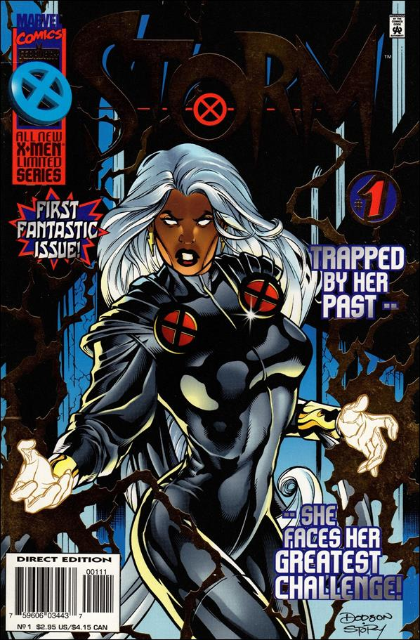 Storm (1996) 1-A by Marvel