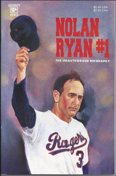 Nolan Ryan 1-A by Celebrity Comics