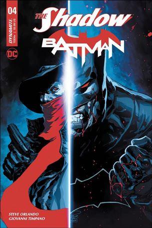 Shadow / Batman 4-B