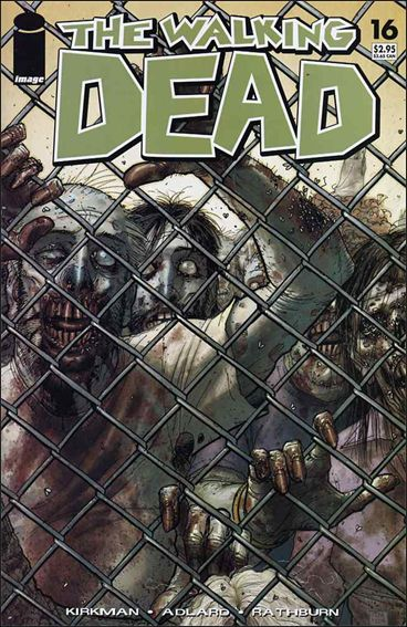 Walking Dead (2003) 16-A by Image