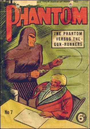 Phantom (1948) 7-A by Frew