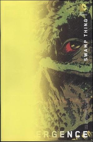 Convergence Swamp Thing 2-B