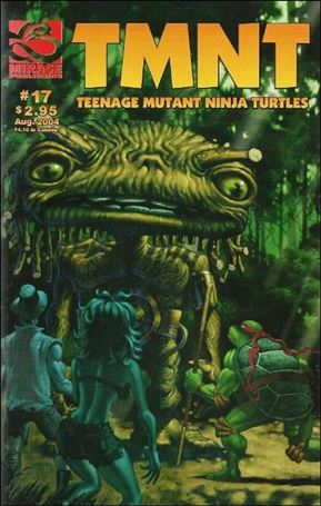 TMNT: Teenage Mutant Ninja Turtles 17-A