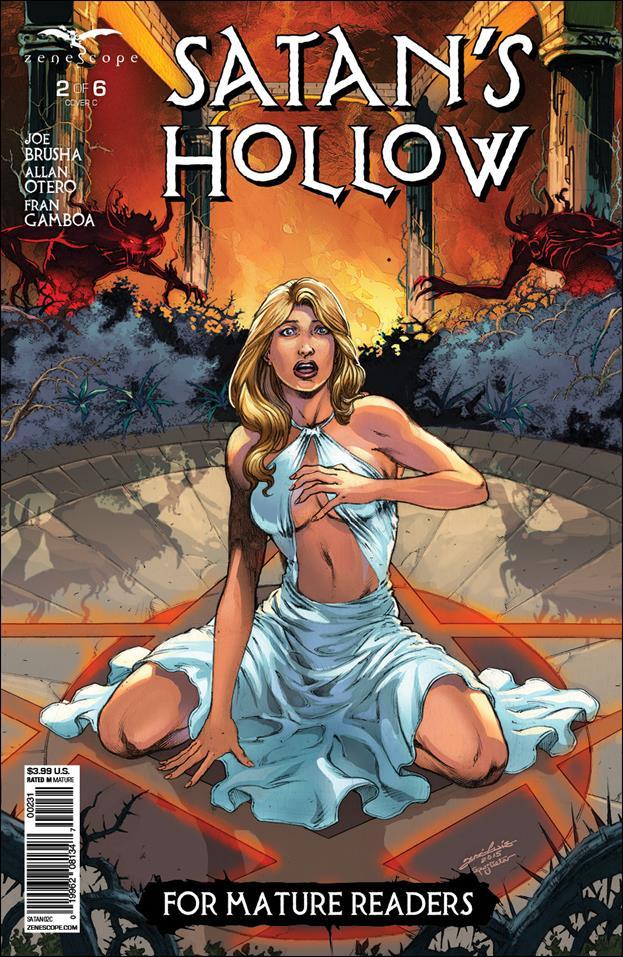 Satan's Hollow 2-C
