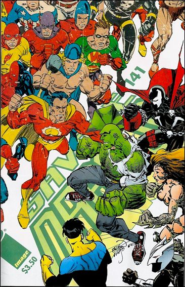 Savage Dragon (1993) 141-A by Image