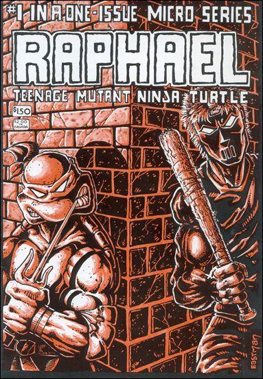 Raphael Teenage Mutant Ninja Turtle 1-A by Mirage