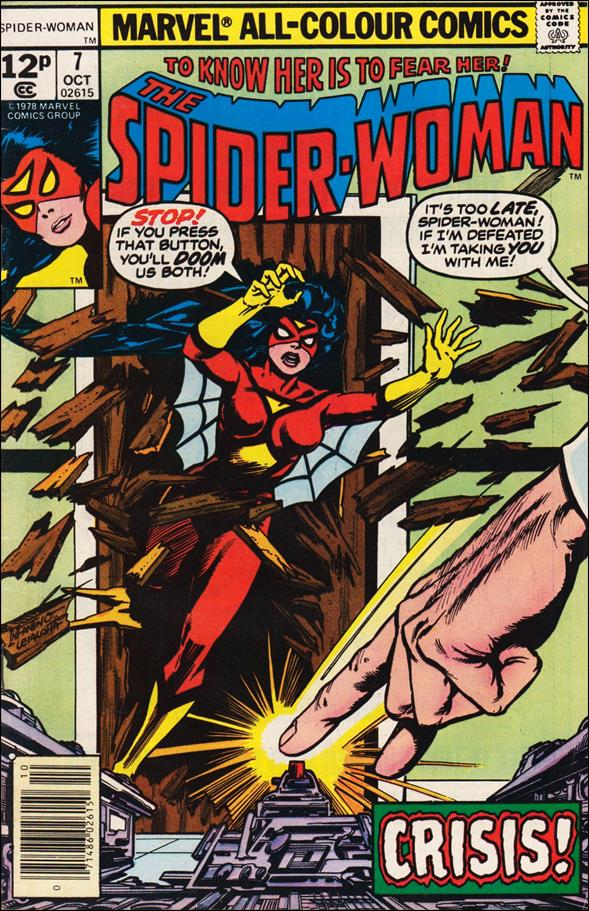 Spider-Woman (1978) 7-B by Marvel