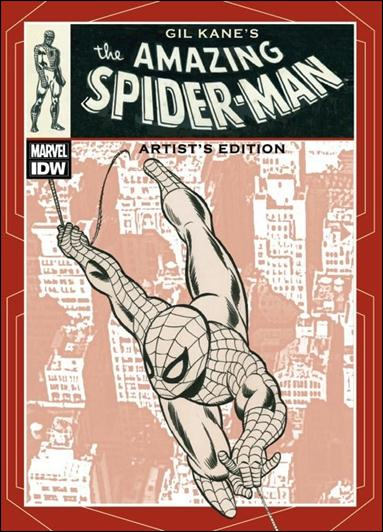 Gil Kane's The Amazing Spider-Man: Artist's Edition  nn-A by IDW