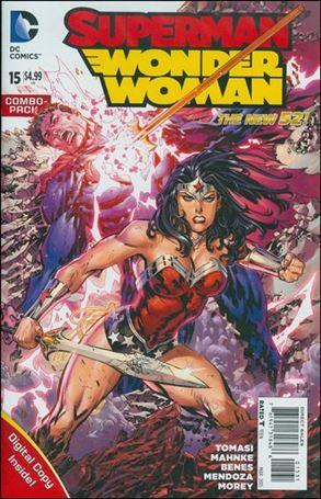 Superman/Wonder Woman (2013/12) 15-B
